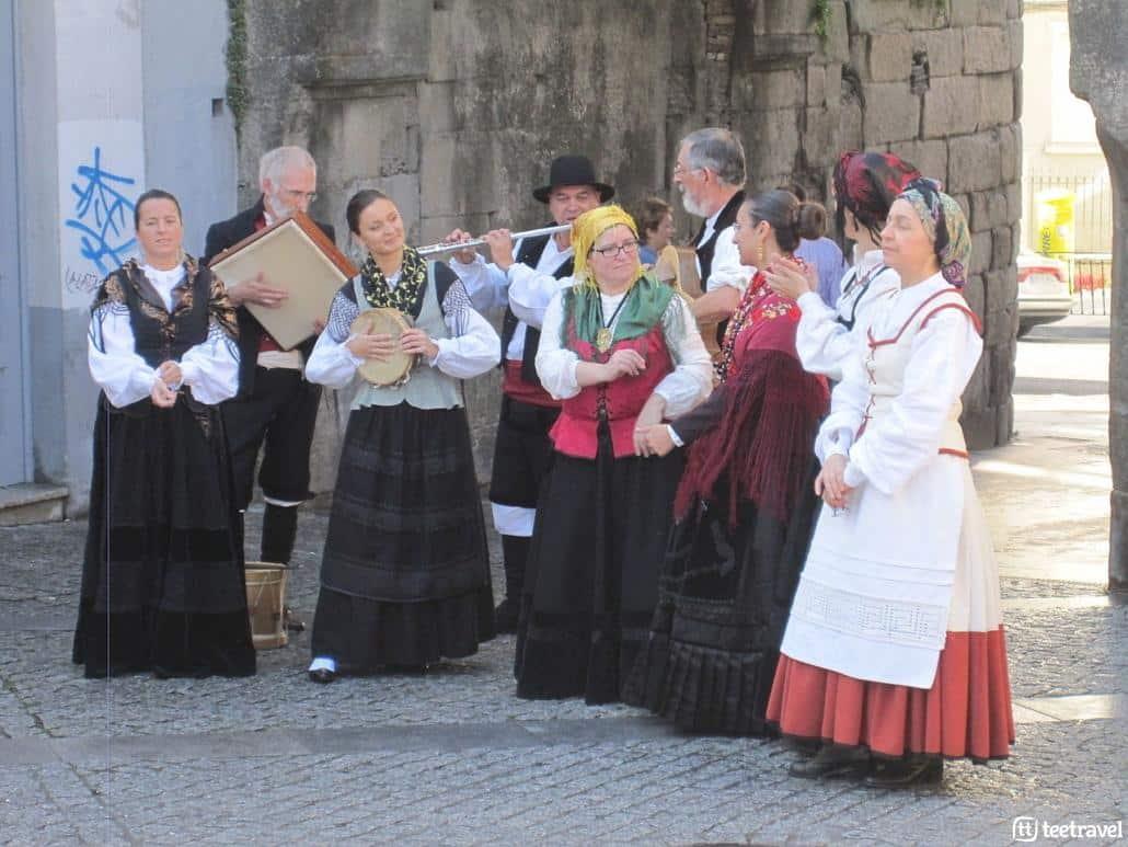 Que hacer en el Camino Primitivo - Disfrutar del San Froilán en Lugo