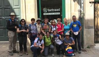 5 razones para hacer el Camino Francés en grupo con Tee Travel