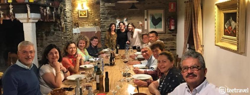 Camino Francés en grupo organizado con Tee Travel