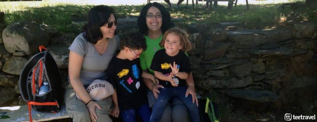 Camino De Santiago Con Niños El Camino En Familia