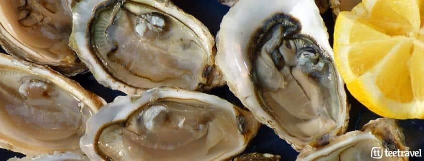 Gastronomía en el Camino Portugués: las ostras de Arcade