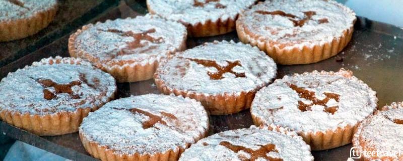 Gastronomía en el Camino Portugués: tarta de Santiago
