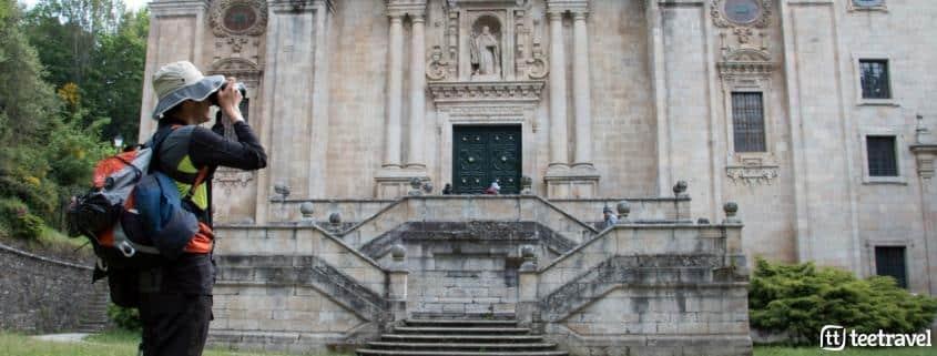 5 monumentos del Camino Francés entre Sarria y Palas de Rei