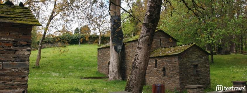 5 monumentos en el Camino - Capilla del Ciprés