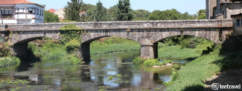 Padrón, Puente del Carmen