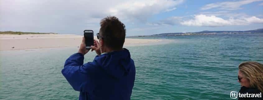 Areoso, Illa de Arousa
