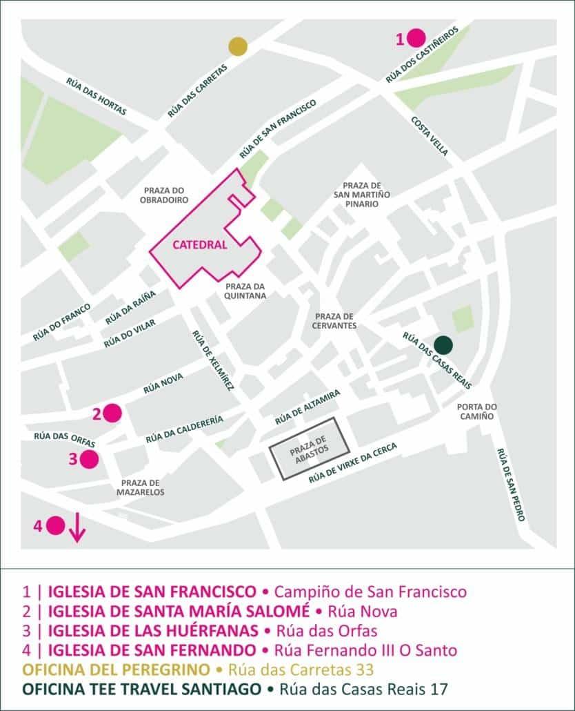 La Credencial del Camino de Santiago - Oficina del Peregrino