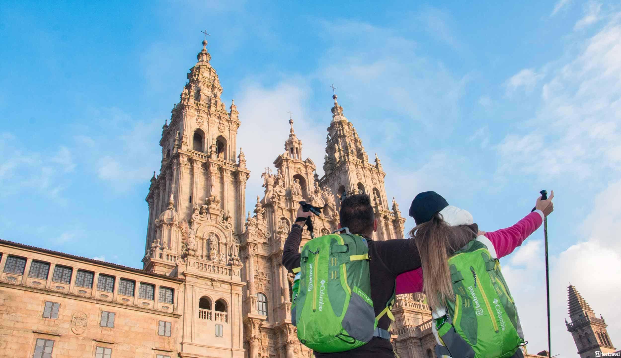 La Credencial del Camino de Santiago - Catedral de Santiago