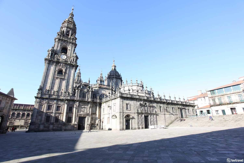 Que ver en Santiago de Compostela - Plaza de A Quintana