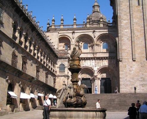 Santiago de Compostela que ver