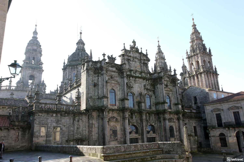 Que ver en Santiago de Compostela -Plaza de Acibechería