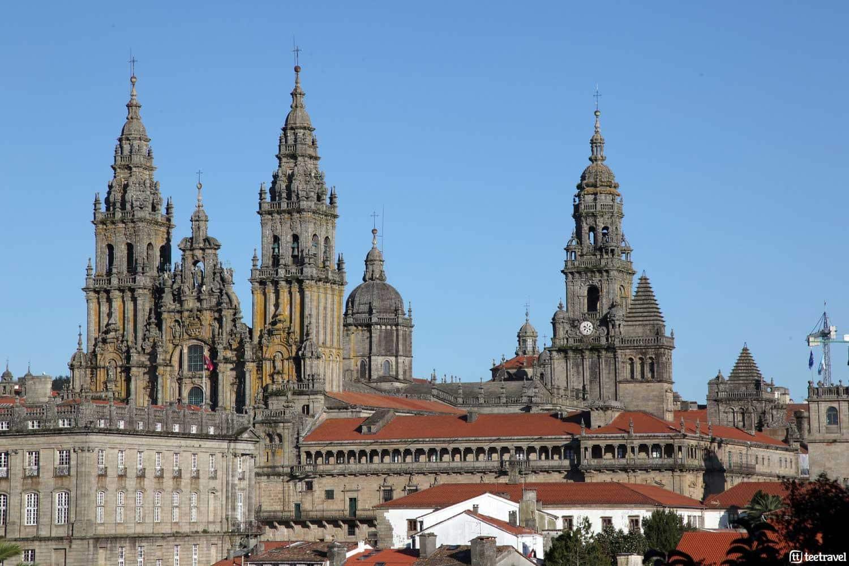 Que ver en Santiago de Compostela - Casco Histórico
