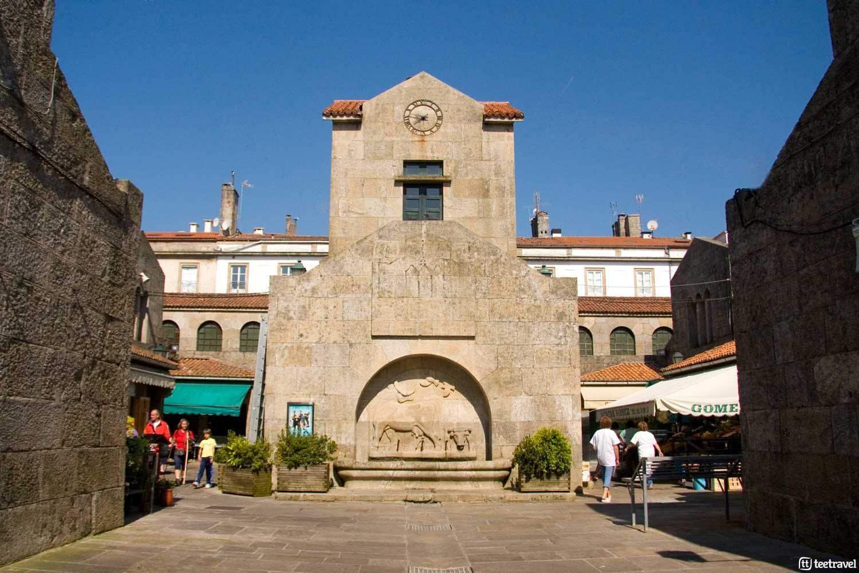Que ver en Santiago de Compostela - Mercado de Abastos