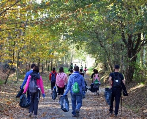 Camino de Santiago sostenible