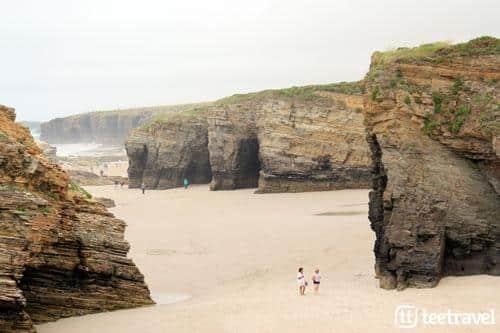 10 cosas que puedes hacer en el Camino del Norte - Playa de las Catedrales