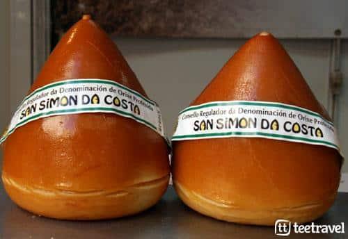 Queso San Simón da Costa