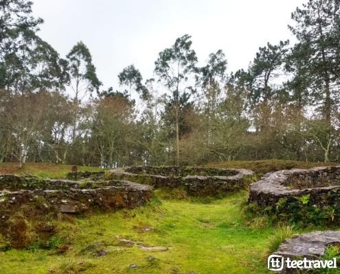 El Camino de Santiago monumentos