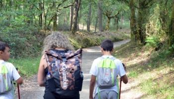 Como hacer el Camino de Santiago con niños