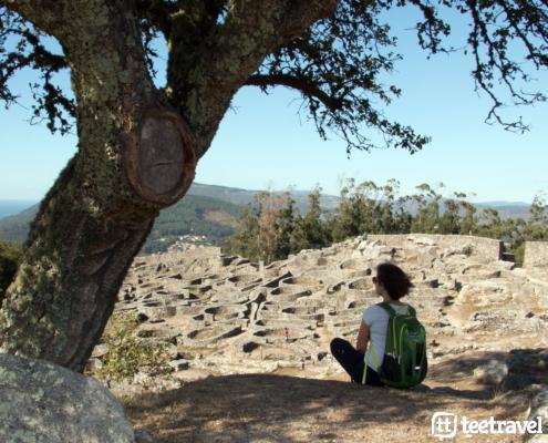 El Camino de Santiago - castros de Galicia