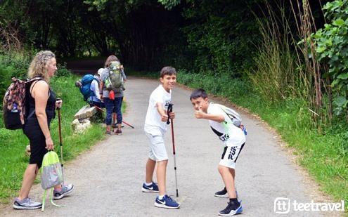 Como Hacer El Camino De Santiago Con Niños El Camino En Familia