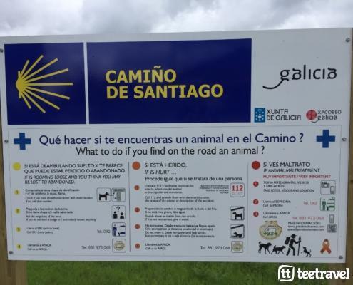 Camino de Santiago consejos