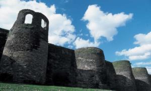 Camino-Primitivo-Muralla-Lugo