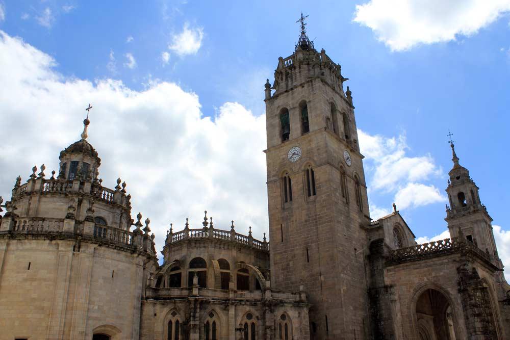 Catedral de Lugo Camino Primitivo