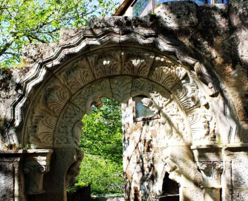 Arte románico Ribeira Sacra