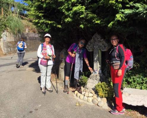 Camino santiago compostela