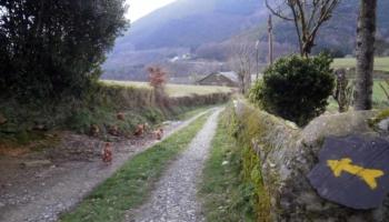 El primer peregrino del Camino de Santiago