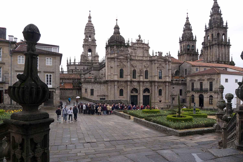Patrimonio de la Humanidad Santiago compostela