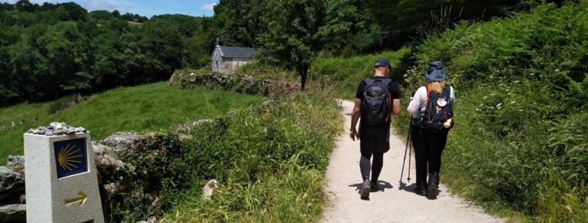 Ruta oficial del Camino de Santiago