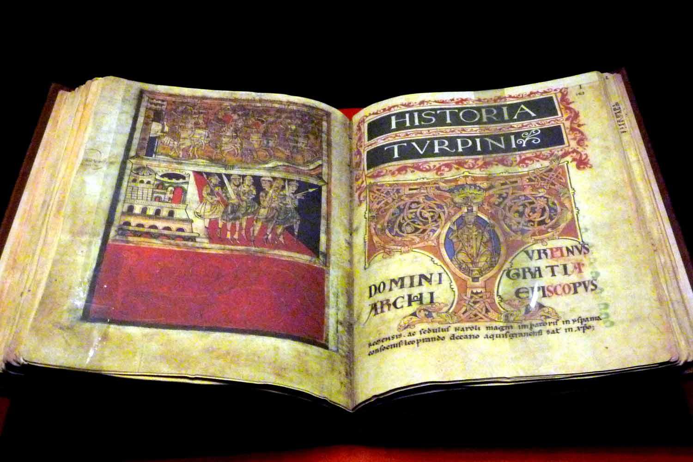 Codex Calixtinus o Códice Calixtino