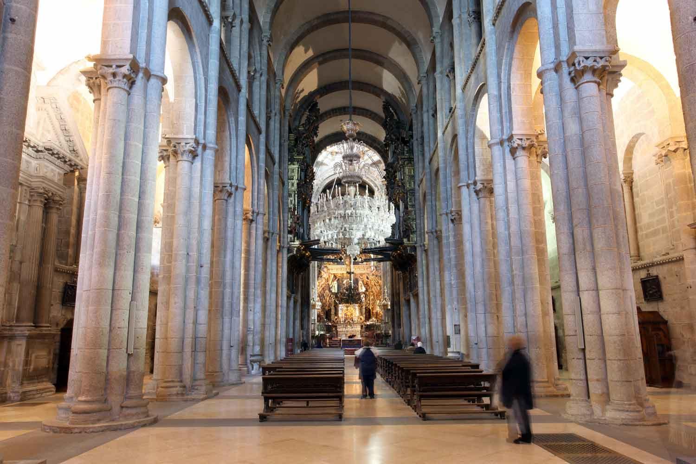 que ver en la catedral de santiago