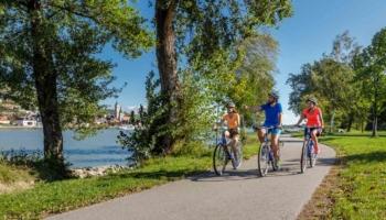 Ruta del Danubio, etapas e información