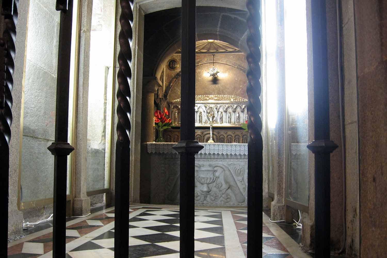 tumba apostol santiago
