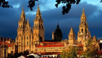 Obras en la Catedral de Santiago 2020