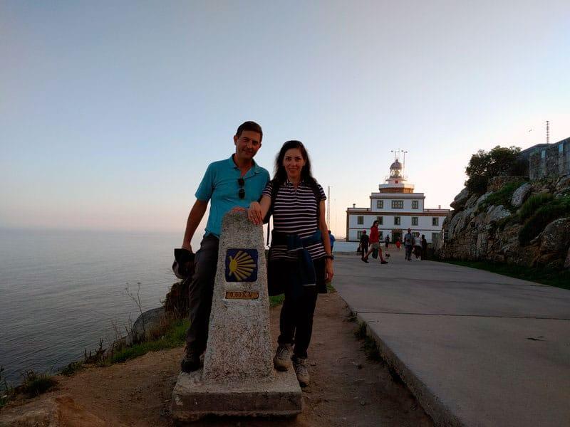 Camino Fisterra Muxia Cabo Fisterra