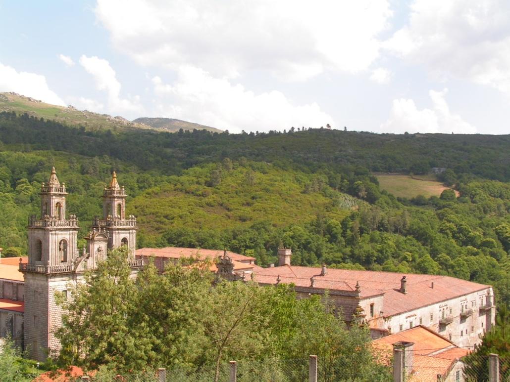 Vía de la Plata Monasterio de Oseira