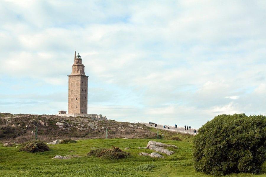 coruna torre de hercules