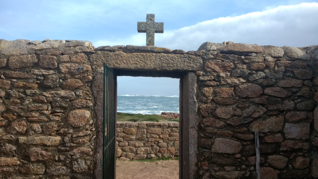 Costa da Morte - Santa marina- Cementerio de los Ingleses