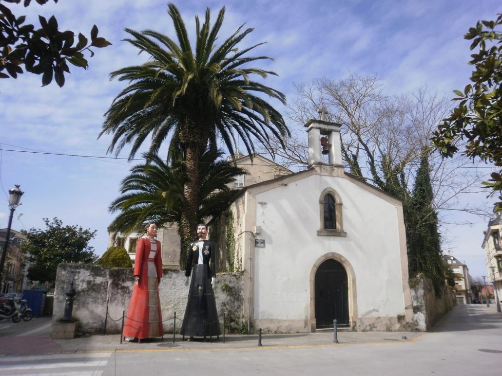 Ribadeo Capilla de San Roque
