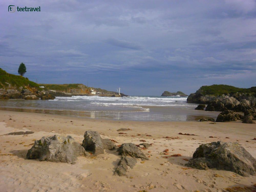 Camino del Norte - Celorio - Playa Cámaras