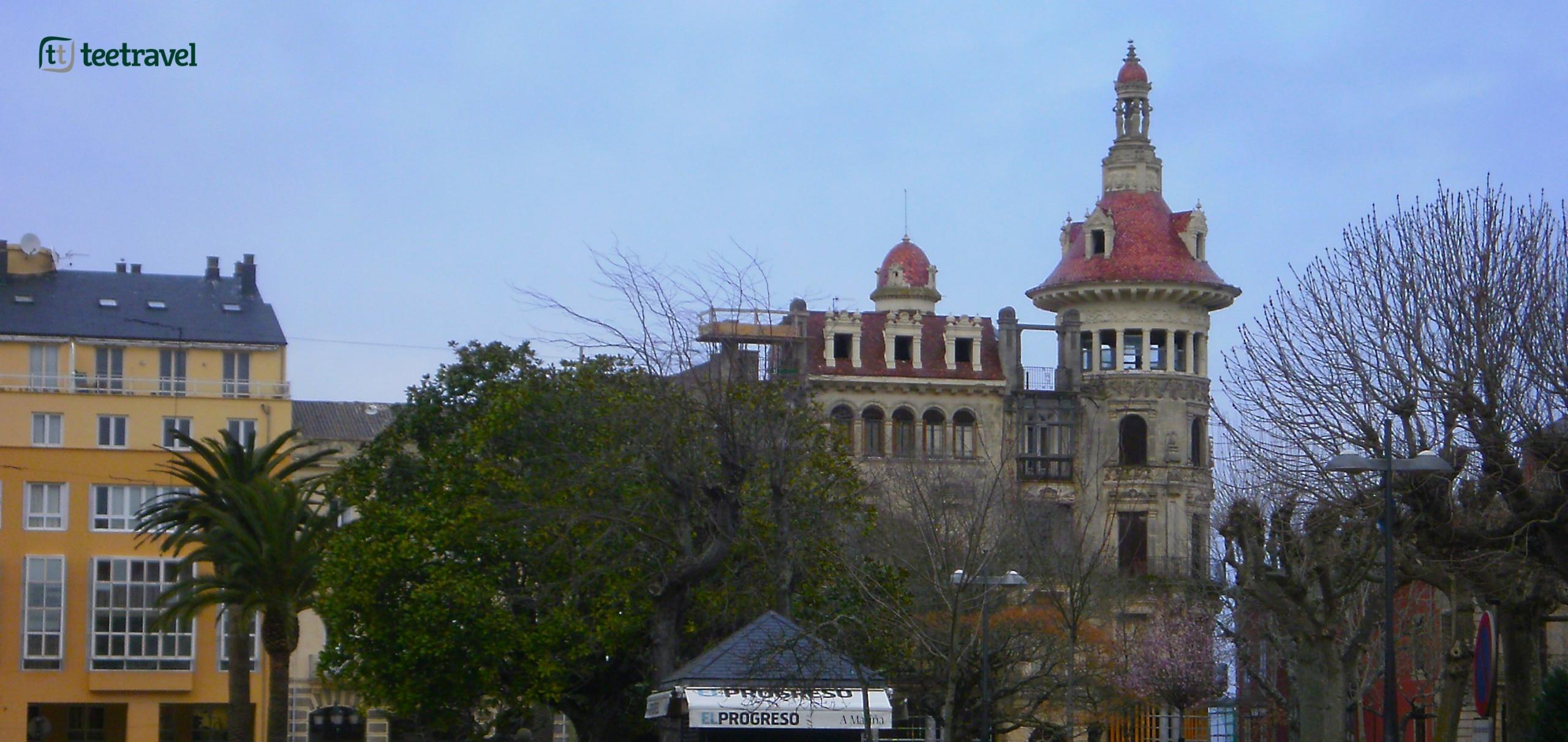 Camino del Norte - Ribadeo - Torre de los Moreno
