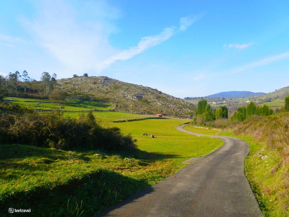 Camino Primitivo - Etapa Oviedo-Grado -