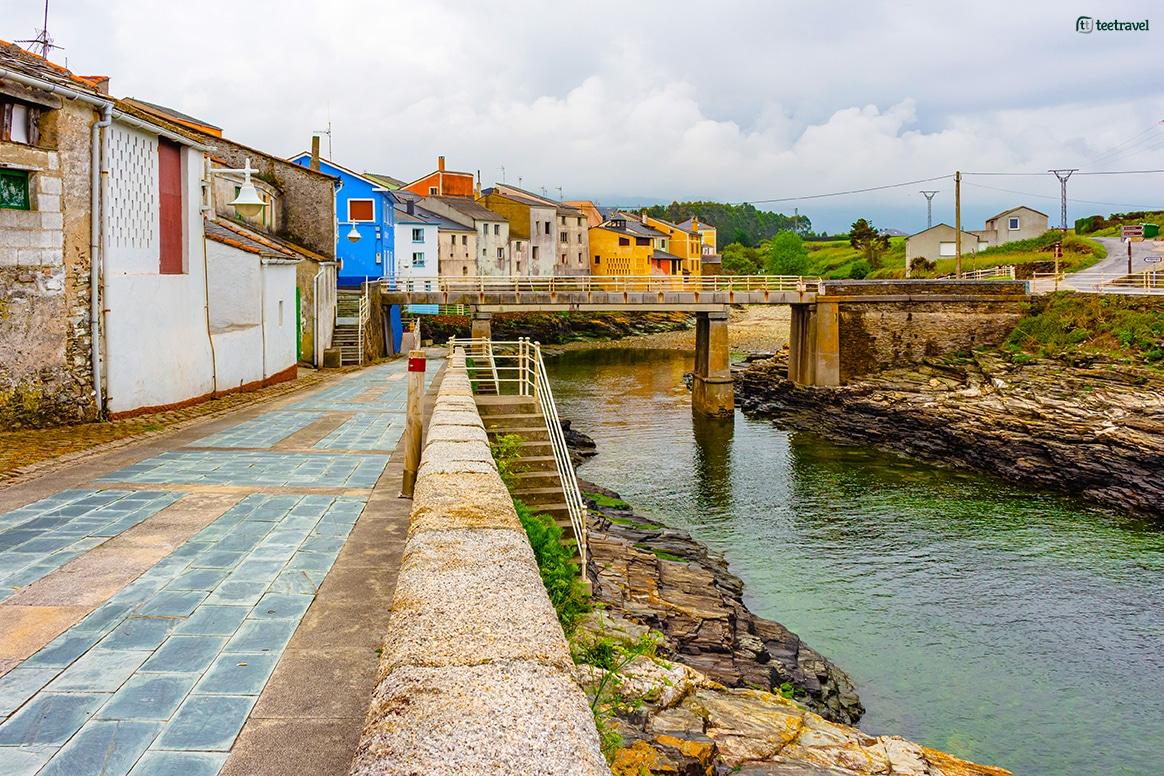 Mariña Lucense - Costa de Lugo - Rinlo