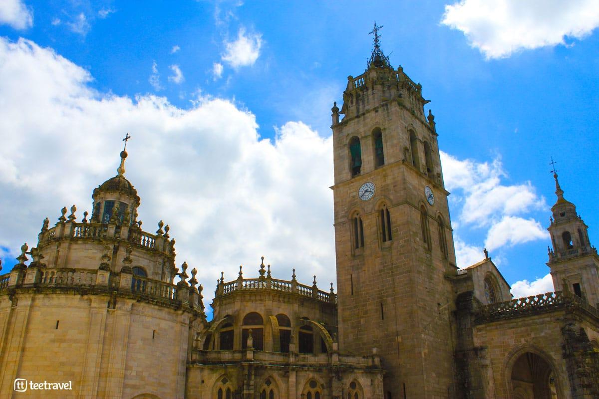 Camino Primitivo - Catedral de Santa María de Lugo
