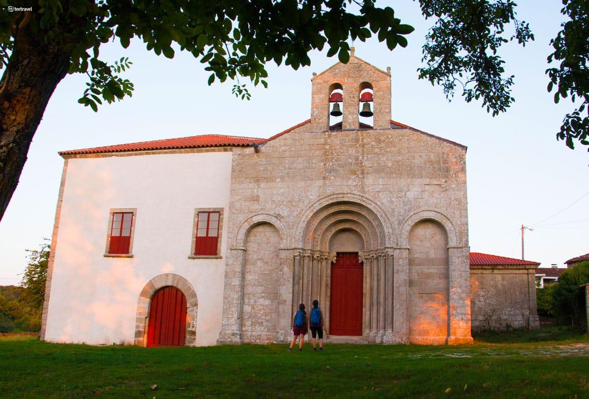Camino de Invierno - Iglesia San Paio de Diomondi