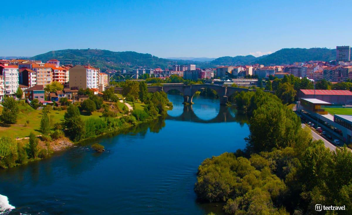 Vía de la Plata - Ourense