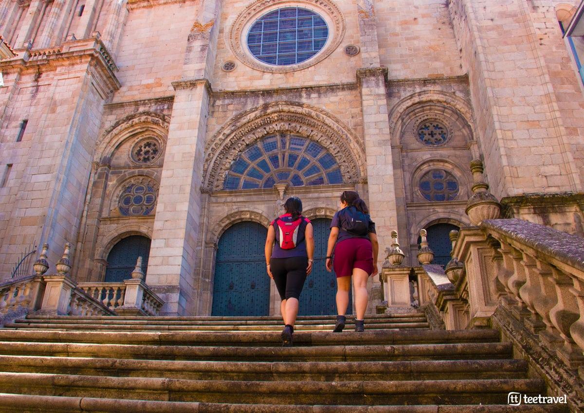 Vía de la Plata - Ourense - Catedral Románica de San Martiño